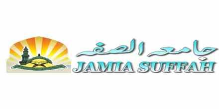 Live online Jamia Suffah Radio