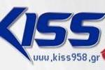 Kiss 95.8 FM, Online radio Kiss 95.8 FM, Live broadcasting Kiss 95.8 FM, Greece