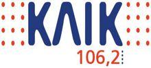 Online radio Klik FM 106.2