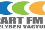 Part FM, Online radio Part FM, Live broadcasting Part FM, Hungary