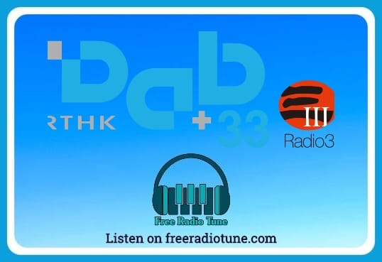 RTHK DAB 33 live