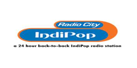 Radio City IndiPop, Online Radio City IndiPop, Live broadcasting Radio City IndiPop, India