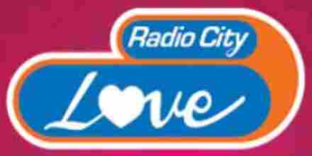 Radio City Love, Online Radio City Love, Live broadcasting Radio City Love, India