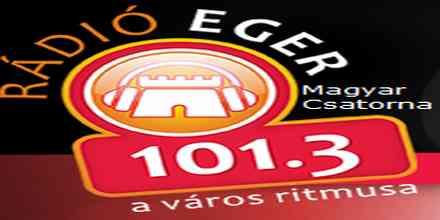 Radio Eger Magyar Csatorna, Online Radio Eger Magyar Csatorna, Live broadcasting Radio Eger Magyar Csatorna, Hungary