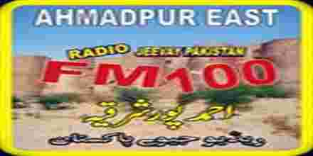 Live Radio Jeevay Pakistan FM 100