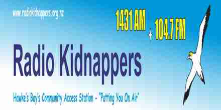 Radio Kidnappers, Online Radio Kidnappers, Live broadcasting Radio Kidnappers, New Zealand