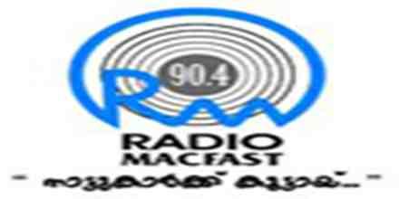 Radio Macfast, Online Radio Macfast, live broadcasting Radio Macfast, India