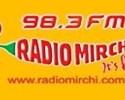 Live broadcasting Radio Mirchi Hyderabad
