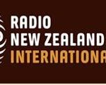Radio New Zealand International, Online Radio New Zealand International, Live broadcasting Radio New Zealand International