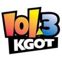 101.3 KGOT Live