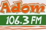 Live radio Adom FM