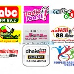 Popular Radio stations in Bangladesh