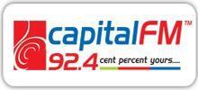 Capital FM 92.4 live