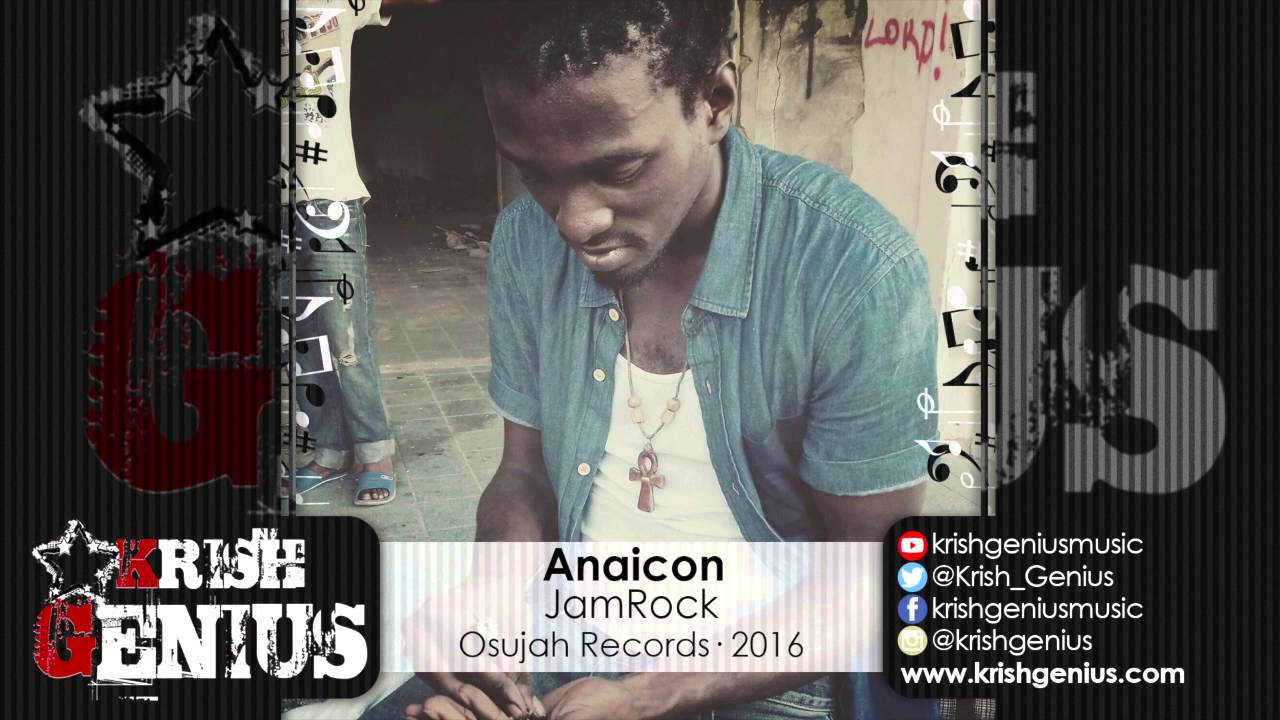JamRock by Anaicon