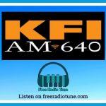 KFI AM 640 live