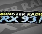 Monster Radio RX 93.1 live