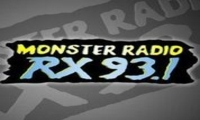 Monster Radio RX 93.1 live