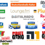Popular Radio stations in Germany