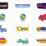 Popular Radio stations in Malaysia