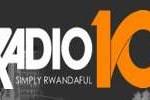 Radio 10 Rwanda live online
