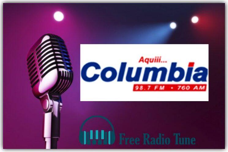 Radio Columbia live