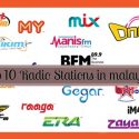 Top 10 Radio Stations in malaysia