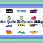list of Popular Radio stations in Malaysia