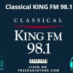 Classical KING FM 98.1 Online