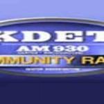 KDET 930 AM online
