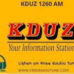 KDUZ 1260 AM Online