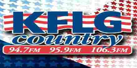 KFLG 94.7 FM online