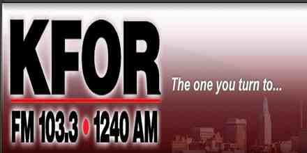 KFOR 1240 AM online