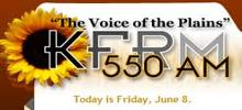 KFRM Radio online