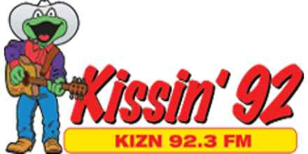 KIZN Kissin 92 online