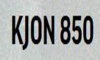 KJON 850 AM online