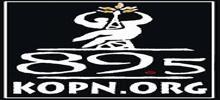 KOPN FM online