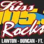 Kiss Rocks 105.3 online