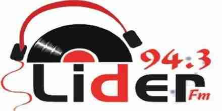 Live 94.3 Lider FM online
