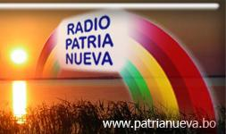Radio Patria Nueva Live