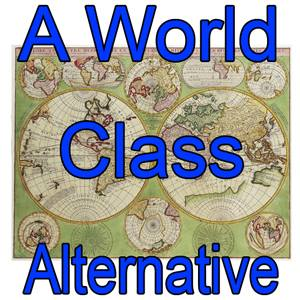 World Class Alternative live