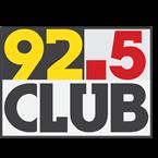 92.5 Club Fm live