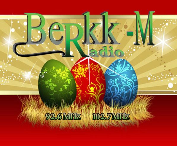 Radio Berkk-M live