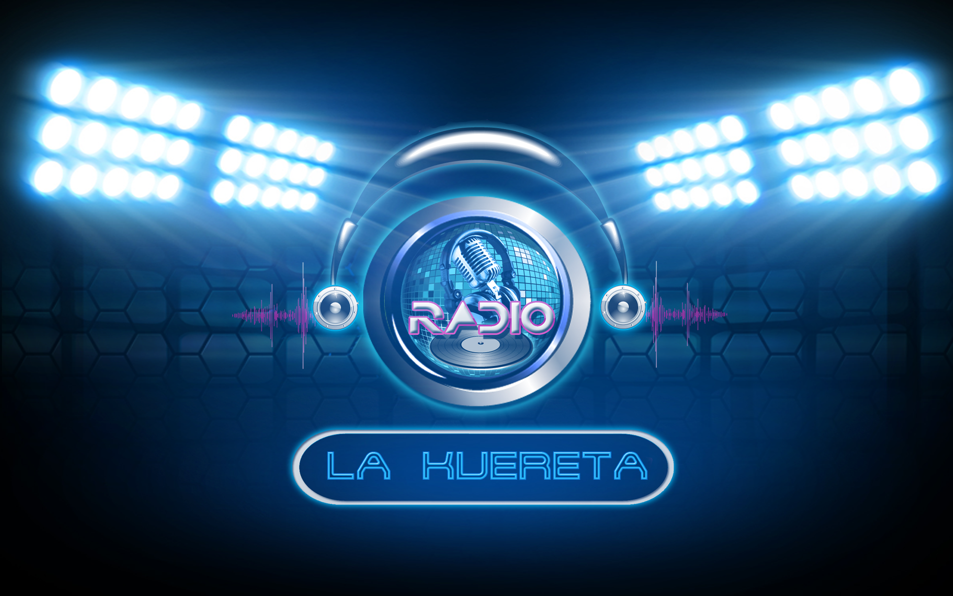 Radio La Kuereta live