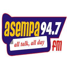 Asempa 94.7 FM live