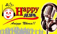 Happy 98.9 FM live
