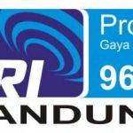 RRI Pro2 Bandung live