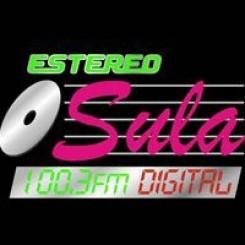 Radio Estereo Sula live