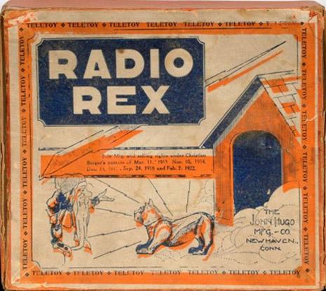 Radio Rex live