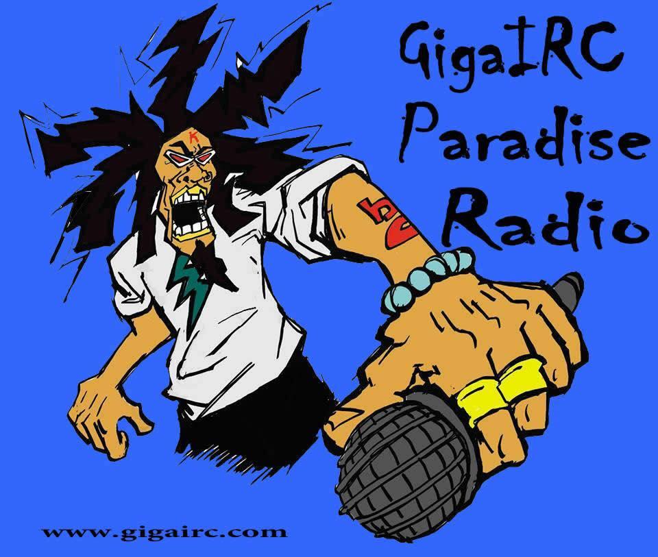 Live gigairc-paradise-radio online