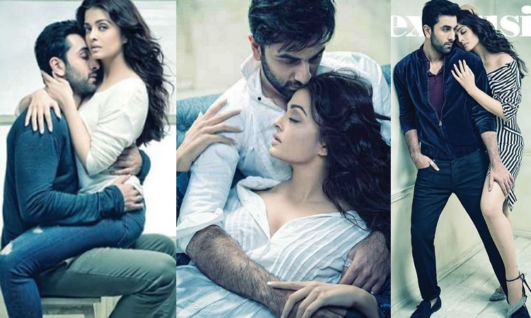 Aishwarya-Ranbir yet again prove that they look HOT together